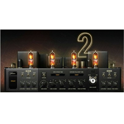 Positive Grid BIAS AMP 2.0 Professional