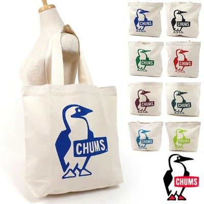 CHUMS チャムス トートバッグ Booby Canvas Tote ブービー キャンバス トート [CH60-2149 SS17]【メール便可】