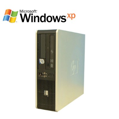 HP dc7800SFF Core2 Duo E6550 2.33GHz DVD-ROM WindowsXP Pro R-d-082 中古 中古パソコン デスクトップ
