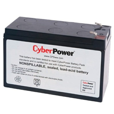 RBP0053 CyberPower CP750SWLT 交換用バッテリー