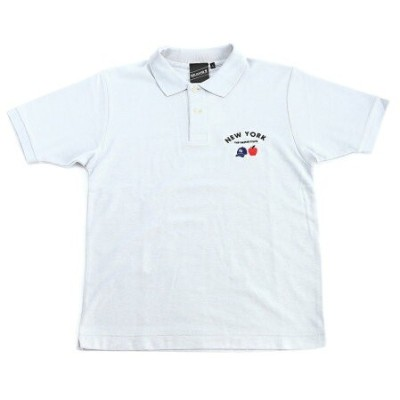 【SALE/10%OFF】BEAMS T 【SPECIAL PRICE】NYC APPLE Polo ビームスT カットソー【RBA_S】【RBA_E】