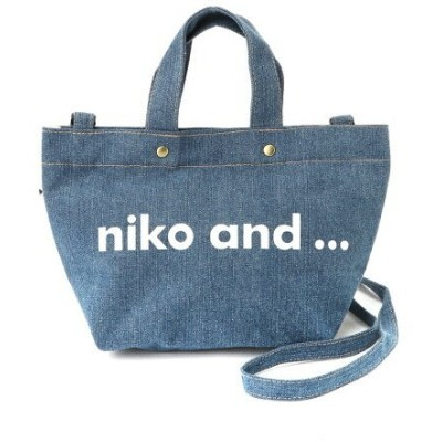 niko and... ORニコロゴトートSDBAG ニコアンド バッグ
