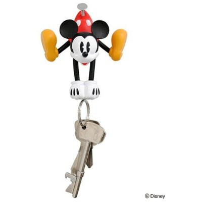 Disney Collection Disney Collection/ミッキーキーハンガー アントレスクエア 生活雑貨