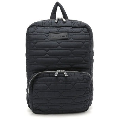 【SALE/40%OFF】HUNTER (U)ORIGINAL QUILTED BACKPACK ハンター バッグ リュック/バックパック ブラック【RBA_E】【送料無料】