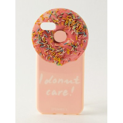 【SALE/49%OFF】GUILD PRIME iPhoneケース(iPhone7/7S対応)-ROUND CASE I DONUT CARE!- ギルドプライム その他【RBA_S】【RBA_E】