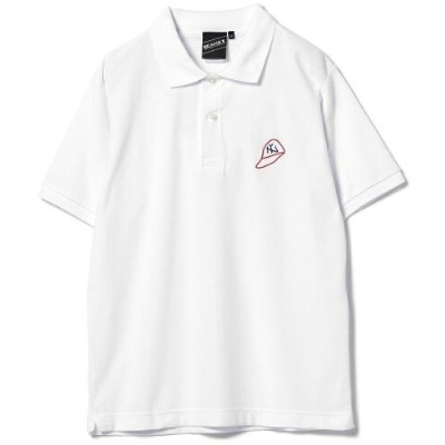 【SALE/10%OFF】【SPECIAL PRICE】BEAMS T / NewYork Cap Polo ビームスT カットソー【RBA_S】【RBA_E】