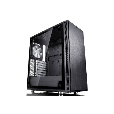 【送料無料】 Fractal Design Fractal Design Define C Black Tempered Glass FD-CA-DEF-C-BK-TG