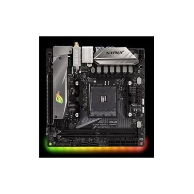 ASUS エイスース AMD B350チップセット搭載MINI-ITXマザーボード STRIX B350-I GAMING STRIX B350-I GAMING[STRIXB350IGAMING]