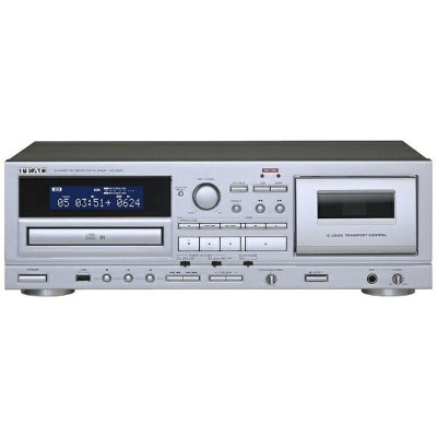 TEAC ティアック カセットデッキ・CDプレーヤー AD-850-S[AD850S]