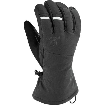 サロモン Salomon メンズ 手袋・グローブ【Propeller Long Gloves】Black/Black