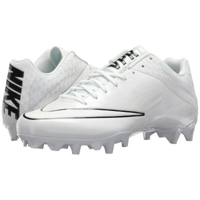 ナイキ Nike メンズ ラクロス シューズ・靴【Vapor Speed 2 Lacrosse Cleat】White/White/Black