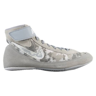 ナイキ メンズ レスリング シューズ・靴【Speedsweep VII】Camoflauge Pure Platinum/Wolf Grey/White