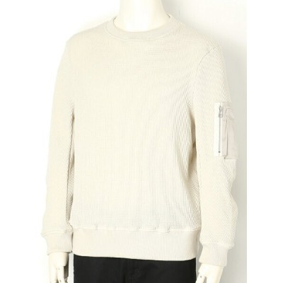 LITHIUM HOMME MA-1 THERMAL LONG SLEEVE リチウム オム/ファム カットソー【送料無料】