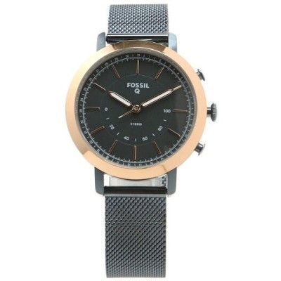 【SALE/24%OFF】FOSSIL SMARTWATCH FOSSIL SMARTWATCH/(W)NEELY HYBRID_FTW503 フォッシル ファッショングッズ 腕時計 ブルー...