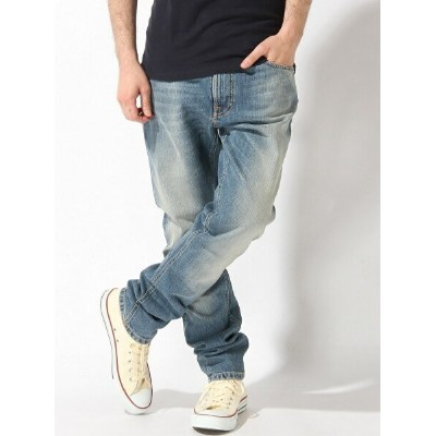 nudie jeans nudie jeans/(M)Lean Dean_スリムジーンズ ヌーディージーンズ / フランクリンアンドマーシャル パンツ/ジーンズ【送料無料】