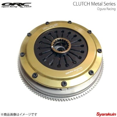 ORC クラッチ フェアレディZ L20 S130 Metal Series ORC-559 ツイン 標準圧着タイプ ダンパー付ディスク ORC-559D-NS0911