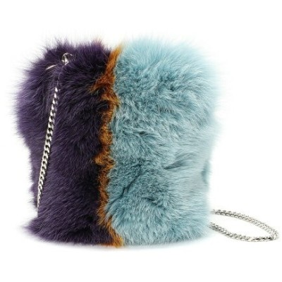 【SALE/27%OFF】FUR GOODS BAG アウラ バッグ【RBA_S】【RBA_E】【送料無料】