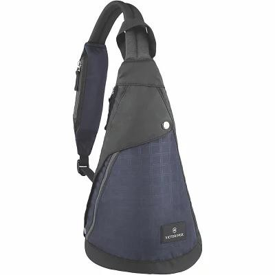 ビクトリノックス Victorinox ショルダーバッグ Altmont 3.0 Dual-Compartment Monosling Navy/Black