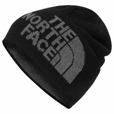 ザ ノースフェイス The North Face ニット Highline Beanie TNF Black / TNF Medium Grey Heather