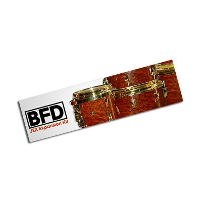 fxpansion ( エフエックスパンション ) BFD2 Expansion KIT: JEX ◆【BFD3でもご使用頂けます!】【FPBFDEXJEX】 ◆【正規代理店取扱い】【BFD拡張音源...