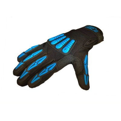 GiG Gear THERMO Gig Gloves Black/Blue Large グローブ