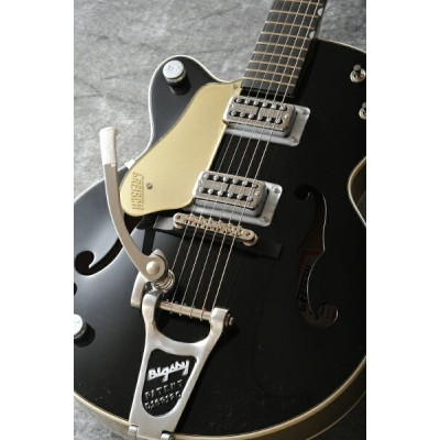 Gretsch G6118TLH-LTV 130th Anniversary Jr. Left-Handed (Black) 《Left-Hand / 左利き用》【送料無料】【ONLINE...