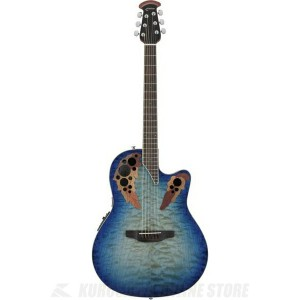 Ovation Celebrity Elite Plus Super Shallow Body CE48P-RG(Regal To Natural)《アコースティックギター/エレアコ》【送料無料】【4月末入荷予定・ご予約受付中】【ONLINE STORE】