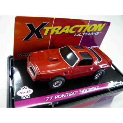 AW 77 Pontiac Firebird re R06 HOスロットカー