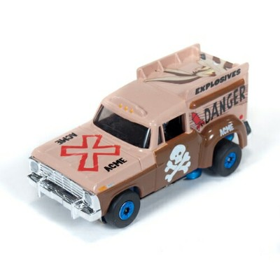 AW 1967 Ford Ice Cream Truck A Looney Tunes R11 HOスロットカー