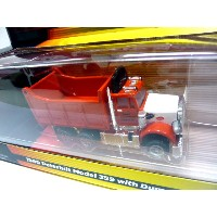 AW 1980 Peterbilt 359 Dump Bed Re RR02 HOスロットカー