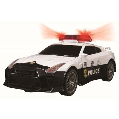 1/32 NISSAN GT-R パトカー