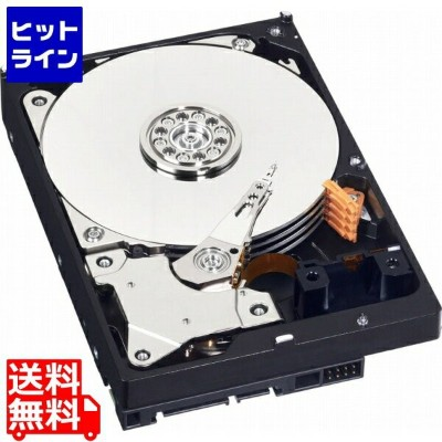 Western Digital 【バルク】3.5インチ内蔵HDD 500GB SATA600 7200rpm WD5000AZLX