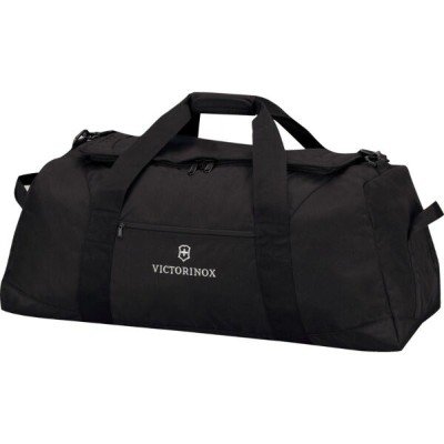 ビクトリノックス メンズ スーツケース バッグ Lifestyle Accessories 4.0 Extra-Large Travel Duffel Black/Black Logo