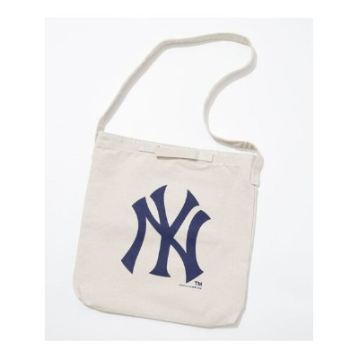 [Rakuten BRAND AVENUE]【SALE/50%OFF】MLB SHOULDER BAG ナノユニバース バッグ【RBA_S】【RBA_E】