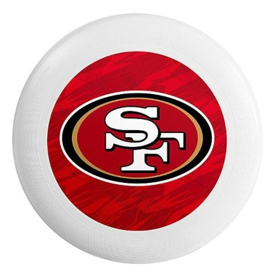 NFL 49ers フライング ディスク Forever Collectibles