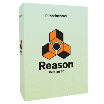 ●Propellerhead Reason 10