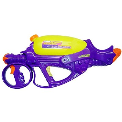 水鉄砲 スーパーソーカー ウォーターガン アメリカ直輸入 Larami Super Soaker Air Pressure XTRA Power XP BACKFIRE Water Gun ...