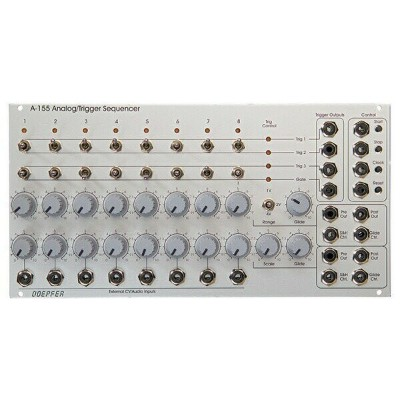 Doepfer A-155 Analig/Trigger Sequencer【お取り寄せ商品】