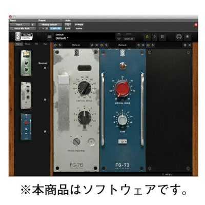 SLATE DIGITAL Virtual Preamp Collection(簡易パッケージ版)