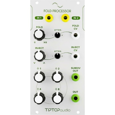 Tiptop Audio Fold Processor【お取り寄せ商品】