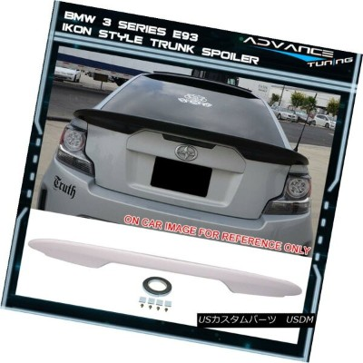 エアロパーツ Fits 11-16 Scion tC OE Style Trunk Spoiler OEM Painted Color Blizzard # 070 フィット11-16シオンtC...