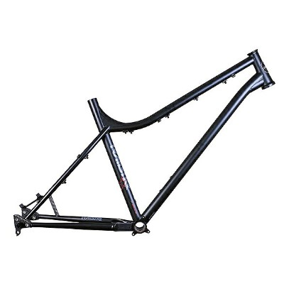 送料無料 DMR MTBフレーム Trailstar Small Stealth Black