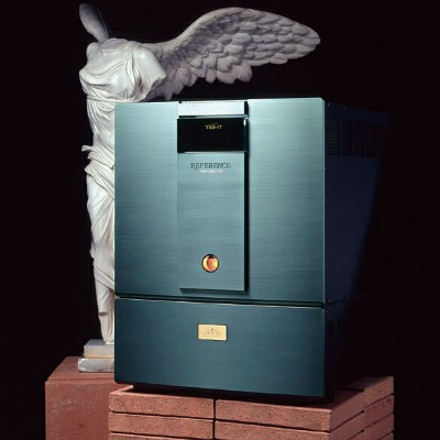 AIR TIGHT ATM-2001S ステレオパワーアンプ エアータイト ATM2001S