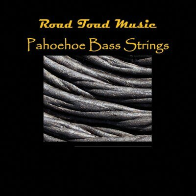 【DT】KALA 4弦U-Bass用ポリウレタン弦 Road Toad Pahoehoe RT-BASS-4