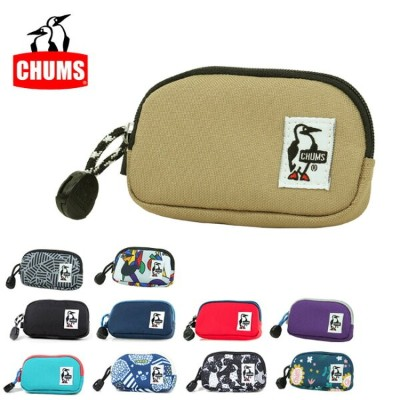 CHUMS/チャムス Eco Coin Case/エココインケース/CH60-0853/ 財布 小銭入れ かわいい ギフト プレゼント【メール便・代引不可】
