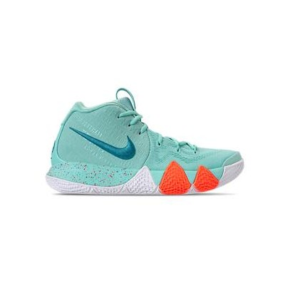 "ナイキ メンズ Nike Kyrie 4 IV ""Power Is Female"" バッシュ Light Aqua/Neon Turquoise カイリー4"