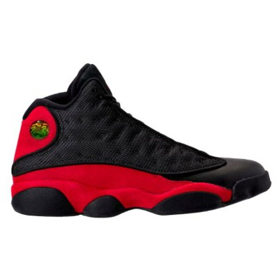 "Air Jordan retro 13 XIII ""Bred"" メンズ Black/True Red-White ジョーダン レトロ バッシュ"