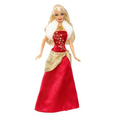 Barbie バービー Holiday Wishes Doll 人形 ドール
