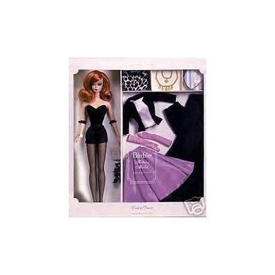 Silkstone Barbie : Dusk to Dawn Barbie Doll Collector Giftset Fashion Model