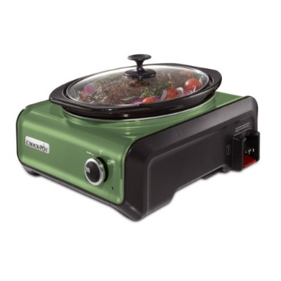 Crock-Pot クロックポット SCCPMD3 Hook Up Connectable Entertaining System 連結可能 電気調理鍋